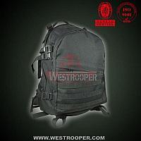 Тактический рюкзак Westrooper Assault Pack WTP50-1012B (Black), фото 1
