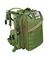 Тактический рюкзак J-Tech® D-3 (A+) Assault Backpack (Olive drab), фото 1