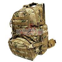 Тактический рюкзак Winforce™ Urban Knight MOLLE Pack с отделением для ноутбука (MultiCam), фото 1