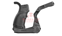 Тактическая сошка-подиум с рукоятью BI-POD FAB-Defense AR-Podium для AR-15 (Black)