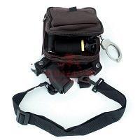 Сумка поясная со скрытой кобурой Front-Line Bag Pack (2164) (Black)