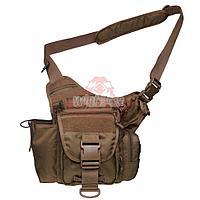 Многоцелевая тактическая сумка через плечо Winforce™ Superman Versipack 100% Cordura® (Multicam), фото 1