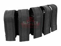 Подсумок для 5 гранат 40мм J-Tech® Striker Five 40mm Grenade Pouches (ACU DIGITAL)
