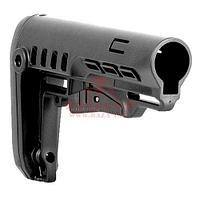 Приклад MIL-Spec на АК47/74, AR15/M4/M16 TBS Tactical DLG Tactical (DLG087) (Black)