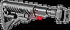 Приклад телескопический, складной для VZ.58 FAB-Defense M4-VZSB с амортизатором отдачи (металл)