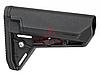 Приклад телескопический для AR15/M4 Magpul® MOE® SL-S™ Carbine Stock Mil-Spec MAG653 (Black)