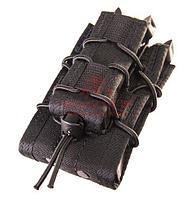 Подсумок под 2 магазина HSGI Double Decker TACO LT MOLLE (17DD00) (Black), фото 1