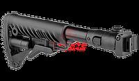 Приклад телескопический, складной FAB-Defense M4-AKS P, фото 1