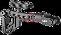Приклад складной FAB-Defense UAS-AKMS P с регулируемым подщечником для АКМС, фото 1