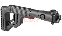 Приклад складной FAB-Defense UAS-AKMIL P с регулируемым подщечником для АК-47, фото 1