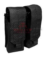 Подсумок под 4 магазина АК J-Tech® Aegis MOLLE AK Double Magazine Pouch-2x2 (Black)