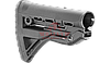 Приклад FAB-Defense GL-SHOCK c компенсатором отдачи (без подщечника) (Black)