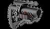 Приклад FAB-Defense GLR-16 PCP для AR15/M16 с планками Пикатинни