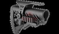 Приклад FAB-Defense GLR-16 PCP для AR15/M16 с планками Пикатинни, фото 1