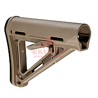 Приклад телескопический Magpul® Carbine Stock – Mil-Spec MAG400 (Flat Dark Earth), фото 1