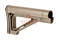 Приклад телескопический Magpul® Fixed Carbine Stock – Mil-Spec MAG480 (Flat Dark Earth), фото 1