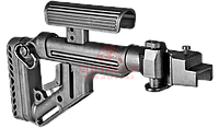 Приклад складной FAB-Defense UAS-AK с регулируемым подщечником для АК-47/74 (металлическая версия), фото 1