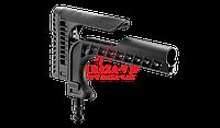 Универсальный снайперский приклад FAB-Defense SSR-25 для AR15/M16/SR25 с регулируемым упором