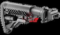 Приклад телескопический, складной FAB-Defense M4-AK для АКМ-47, фото 1
