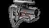 Приклад FAB-Defense GL-SHOCK CP с регулируемым подщечником и компенсатором отдачи