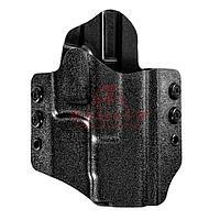 Кобура для Glock 17/22/31 HSGI Glock Standard OWB Belt Holster, пластик (HOGL03) (Black)