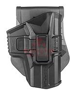 Кобура правосторонняя для Glock 9mm Fab-Defense SCORPUS® MX G-9SR Level 2 Retention, фото 1