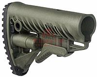 Приклад FAB-Defense GLR-16 для AR15/M16 (Olive Green), фото 1