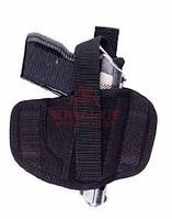 Кобура на пояс DASTA® 201-3 на CZ 82/83, ПМ (Black)
