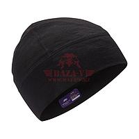 Тонкая шапка подклад ARMADILLO Kojak Beanie (Black), фото 1