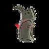 Тактическая прорезиненная рукоять FAB-Defense AGR-43 для М16/AR15 (Green)