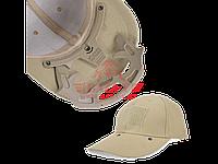 Бейсболка с устройством самообороны FAB-Defense GOTCHA Tactical Cap (TAN), фото 1