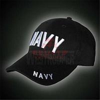 Бейсболка Westrooper NAVY (Black)