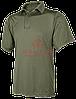 Мужское поло с коротким рукавом из ЭКО материала TRU-SPEC 24-7 Series® Eco Tec (Olive Green)