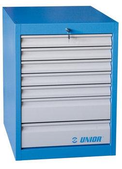 Ящик инструментальный большой - 7 отделений - 943P1 UNIOR