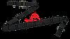 Тактический двухточечный ремень мягкий Magpul® MS1® Padded Sling MAG545 (Black)