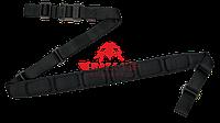 Тактический двухточечный ремень мягкий Magpul® MS1® Padded Sling MAG545 (Black), фото 1