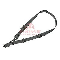 Тактический одно/двухточечный ремень Magpul® MS3® Single QD Sling GEN2 MAG515 (Steel Grey)