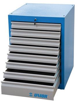 Ящик инструментальный большой - 8 отделений - 943P2 UNIOR