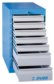 Ящик инструментальный малый - 7 отделений - 943P3 UNIOR