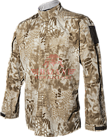 Тактическая рубашка Vertx Gunfighter RipStop (Nomad)