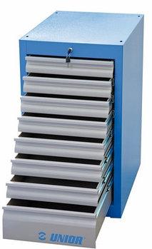 Ящик инструментальный малый - 8 отделений - 943P4 UNIOR
