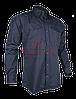 Мужская классическая рубашка с длинным рукавом TRU-SPEC Men's 24-7 SERIES® Dress Shirt (Black)