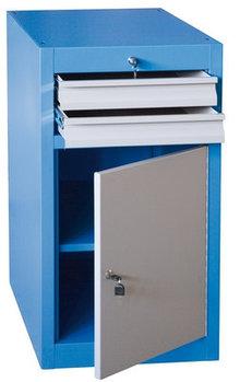 Ящик инструментальный - 2 отделения и дверь - 943P5 UNIOR
