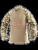 Тактическая рубашка TRU-SPEC TRU® 1/4 Zip Combat Shirt (MultiCam) 65/35 PC Ripstop (MultiCam)