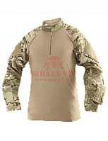 Тактическая рубашка TRU-SPEC TRU® 1/4 Zip Combat Shirt (MultiCam) 65/35 PC Ripstop (MultiCam)
