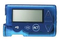 Помпа инсулиновая Medtronic PUMP MMT-754WWB PARADIGM ENLITE BLUE