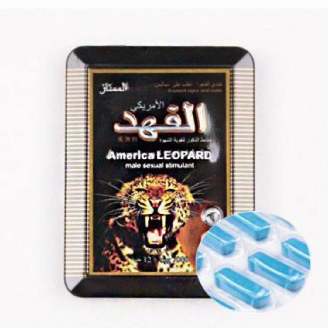 "Препарат "" Американский леопард"" 12 таблеток"
