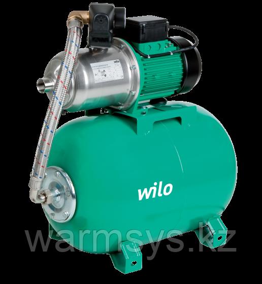 Насосы для поддержания давления Wilo серии HWJ и HMC