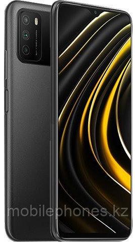 Смартфон Xiaomi POCO M3 64Gb Черный