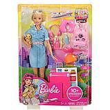 Mattel Barbie оригинал Барби Кукла из серии Путешествия, фото 2